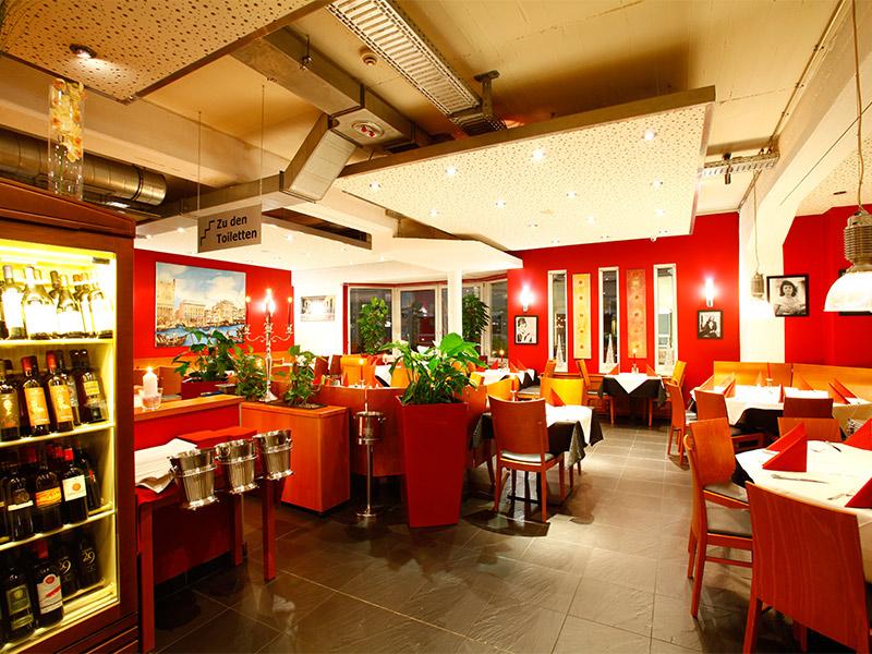 Pizzeria In Karlsruhe
